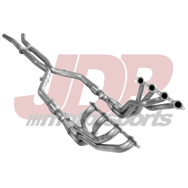 "American Racing 5th Gen Camaro SS/ZL1 2"" Long Tube Headers (CAV8-10200300LS)"