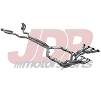 "American Racing 6th Gen Camaro SS/ZL1 1 7/8"" Full System Headers (CAV8-16178300FSWC)"