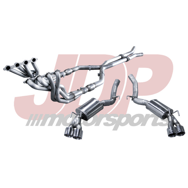 "American Racing 5th Gen Camaro Z28 2"" Full System Headers (CAZ28-14200300FSWC)"