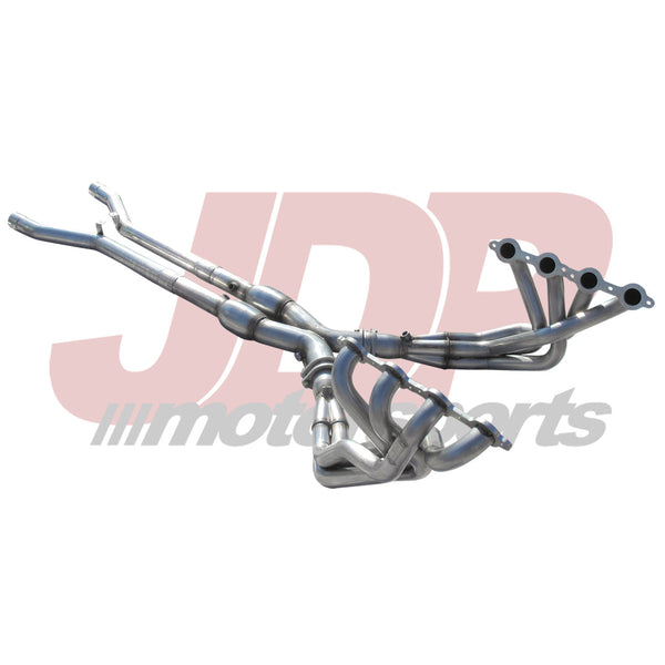 "American Racing C6 ZR1 Corvette 2"" Long Tube Headers (ZR1-09200300LSWC)"