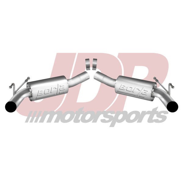 "Borla 5th Gen Camaro SS 2.5"" S-Type Axle-Back for GFX Package (11801)"