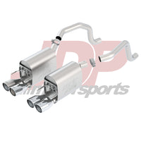 "Borla C6 Corvette 2.5"" Atak Axle-Back (11812)"