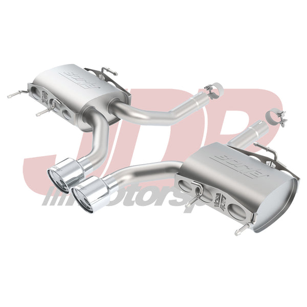 "Borla 2nd Gen CTS-V 2.5"" S-Type Axle-Back (11823)"