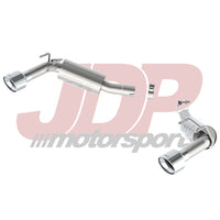 "Borla 5th Gen Camaro SS 2.5"" Atak Axle-Back (11851)"