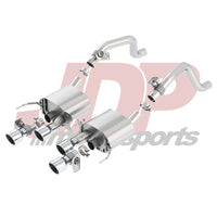 "Borla C7 Corvette 2.75"" S-Type Axle-Back (11855)"