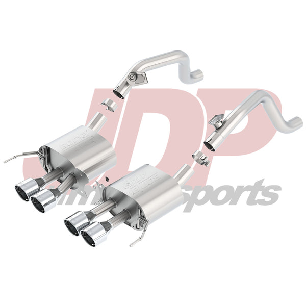 "Borla C7 Corvette 2.75"" Atak Axle-Back (11869)"