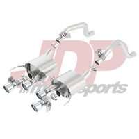 "Borla C7 Corvette 2.75"" S-Type Axle-Back (11874)"