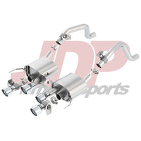 "Borla C7 Corvette 2.75"" Atak Axle-Back (11875)"