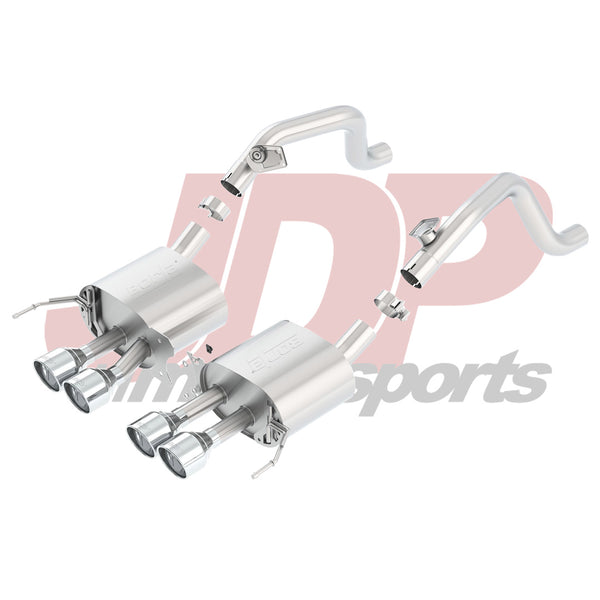 "Borla C7 Corvette 2.75"" S-Type Axle-Back (11880)"