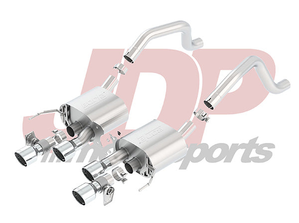 "Borla C7 Grand Sport/C7 Z06 Corvette 2.75"" S-Type Axle-Back (11902)"