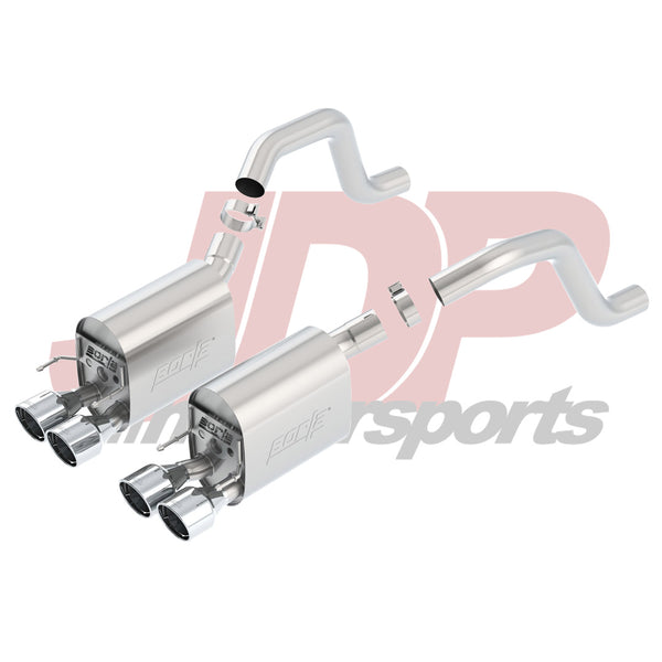 "Borla C6 Z06/C6 ZR1 Corvette 3""/2"" S-Type Axle-Back (11917)"