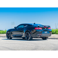 "Borla 6th Gen Camaro SS 2.75"" Atak Axle-Back (11923)"