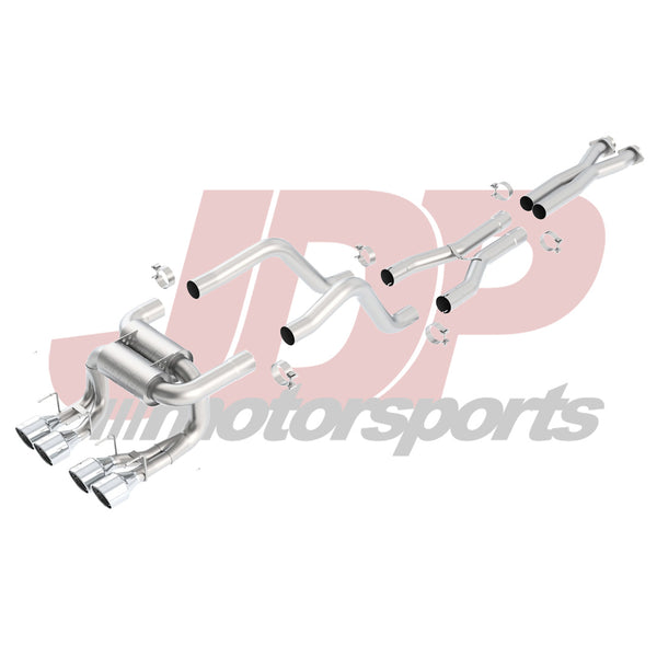 "Borla C6 Z06/C6 ZR1 Corvette 3"" Atak Cat-Back (140422)"