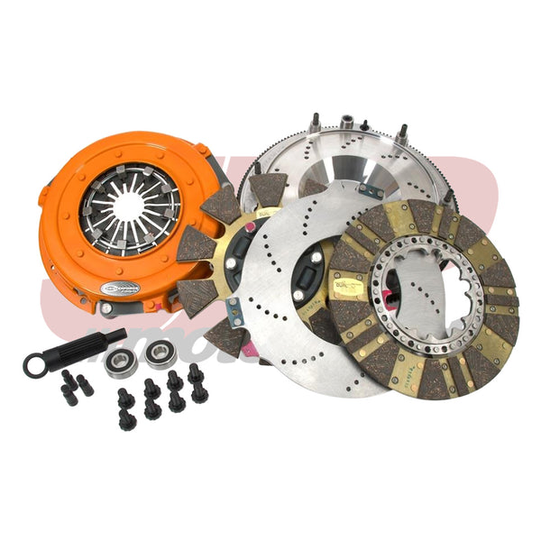 "Centerforce 6th Gen Camaro/C7 Corvette DYAD DS 10.4"" Clutch and Flywheel Kit (413614877)"