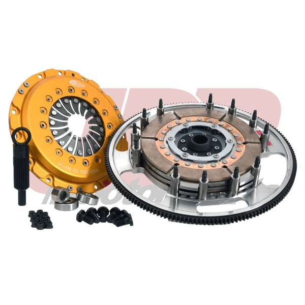 "Centerforce 5th Gen Camaro/C6 Corvette TRIAD XDS 8.75"" Clutch & Flywheel Kit (838264042)"