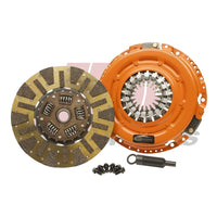 Centerforce C6 Corvette Dual Friction Clutch Pressure Plate & Disc (DF395010)