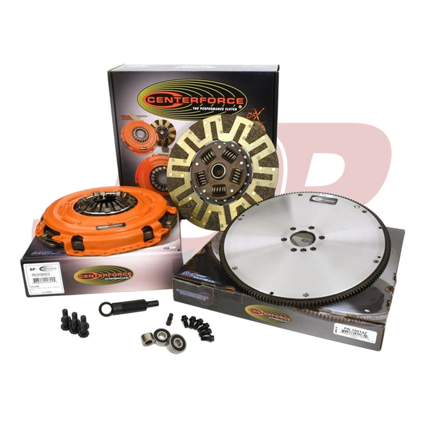 Centerforce 5th Gen Camaro/C6 Corvette Dual Friction Clutch & Flywheel Kit (KDF931042)