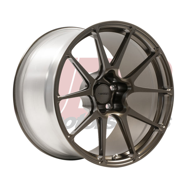 Forgeline Chevrolet SS One Piece Monoblock Series GA1R Open Lug Cap Edition Wheels (GA1ROL)