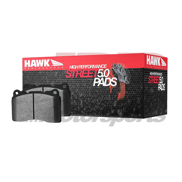 Hawk 5th Gen Camaro/2nd Gen CTS-V/Chevrolet SS HPS 5.0 Rear Brake Pads (HB194B.570)