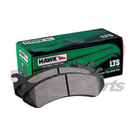 Hawk 5th Gen Camaro/2nd Gen CTS-V/Chevrolet SS LTS Rear Brake Pads (HB194Y.570)