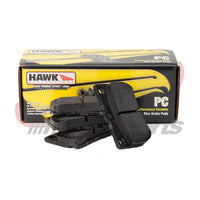Hawk C6 ZR1/C7 Z06 Corvette Performance Ceramic Rear Brake Pads (HB632Z.586)