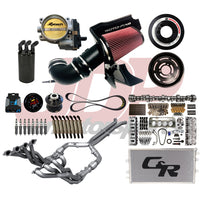 JDP Motorsports 3rd Gen CTS-V Stage III 850HP Performance Package (JDP-1428)