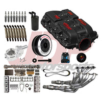 JDP Motorsports 5th Gen Camaro Z28 Stage III 700HP Performance Package (JDP-5Z28-700)