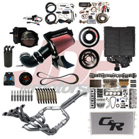JDP Motorsports 3rd Gen CTS-V Stage V 1000HP Performance Package (JDP-3V-1000)