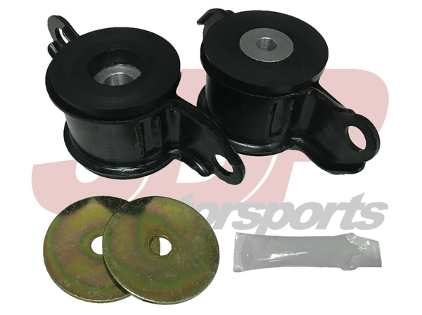 JDP Motorsports 5th Gen Camaro Poly Rear Upper Control Arm Bushings w/Brackets (JDP-S1001)