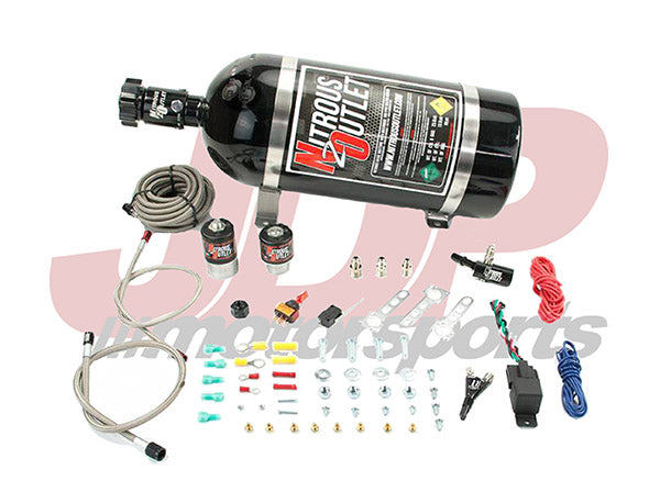 Nitrous Outlet GM LT1/LT4/L86/L83 Single Nozzle System (00-10005)