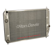 Ron Davis Racing Products C6 Z06 Corvette Aluminum Radiator (1-16CV06E)