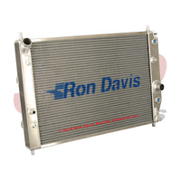 Ron Davis Racing Products C6 ZR1 Corvette Aluminum Radiator (1-16CV09 ZR1)