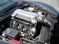 Whipple C6 Z06 Corvette LS7 2.9L Intercooled Competition Kit (WK-1302TB)