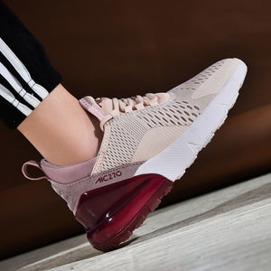 Sneakers Women  Light Weight Running Shoes For Women Air Sole Breathable zapatos de mujer High Quality Couple Sport Shoes - TRIPLE AAA Fashion Collection