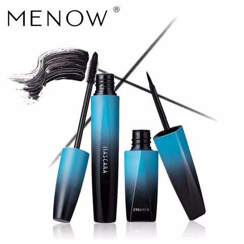 MENOW Brand Make up set Curling Thick Mascara and Waterproof Lasting Eye Cosmetic kit whole sale drop ship K904 - triple-aaa-fashion-collection