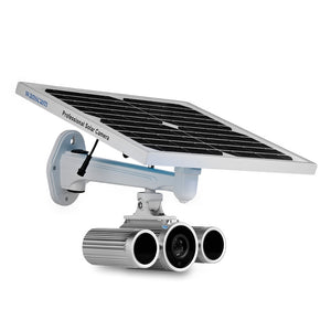 WANSCAM HW0029 - 5 HD 1080P 2.0MP Outdoor Solar Powered Security IP Camera - TRIPLE AAA Fashion Collection