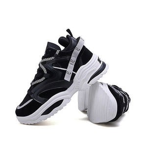 Sports Shoes Men Height Increasing Couple Shoes Summer Breathable Soft Unisex Footwear Luxury Running Shoes - TRIPLE AAA Fashion Collection
