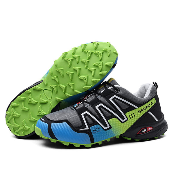 Large size mesh comfortable breathable sports shoes ultra light non slip casual lightweight fashion running shoes - TRIPLE AAA Fashion Collection