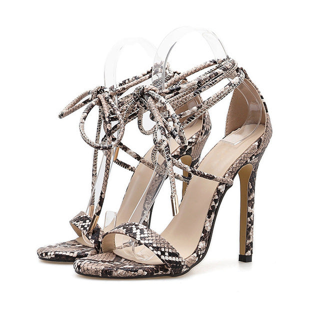 Summer Shoes Women High Heels Sexy Ladies Super High Heel Rome Shoes Brand Night Club Women Pumps Ladies Party Shoes - TRIPLE AAA Fashion Collection