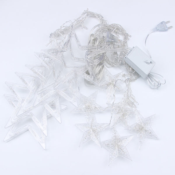 Star Light  Christmas Decoration - TRIPLE AAA Fashion Collection