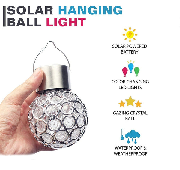 Solar Lamp Holiday Ip65 Garden Lights Outdoor Decoration Solar Novelty Lights Led Solar Jardin Garden Lanterns Lamp - TRIPLE AAA Fashion Collection
