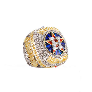 Official Design 2017 2018 Houston Astros championship rings - TRIPLE AAA Fashion Collection