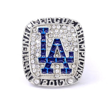 LA UBS Baseball Champion Ring MLB - TRIPLE AAA Fashion Collection