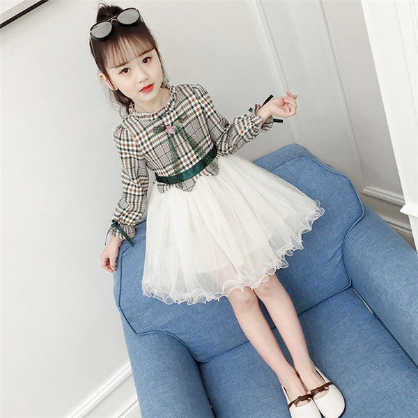 Summer Kids Girl Outfit Clothes Set Girls Dresses  Children Girl Clothing - TRIPLE AAA Fashion Collection