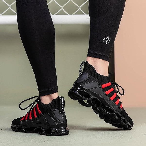 Blade Shoes Breathable Running Shoes Fashion Sneakers Comfortable Jogging Shoes - TRIPLE AAA Fashion Collection