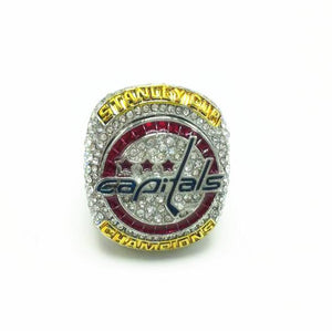 Washington Capitals Championship Rings - TRIPLE AAA Fashion Collection