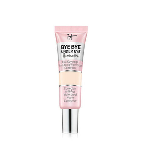 Profissional  It Cosmetics It Bye Bye Under Eye Pink Eye Shade Cream Foundation Makeup Concealer Make Up Pro Conceal 12ml - TRIPLE AAA Fashion Collection