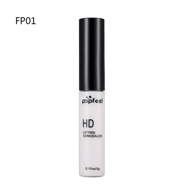 Popfeel liquid Foundation concealer CREAM CONTOUR full cover face makeup liquid concealer makeup - TRIPLE AAA Fashion Collection