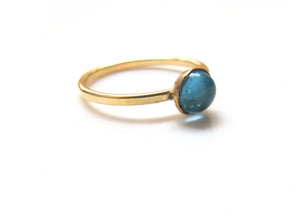 Medium Gemstone Ring