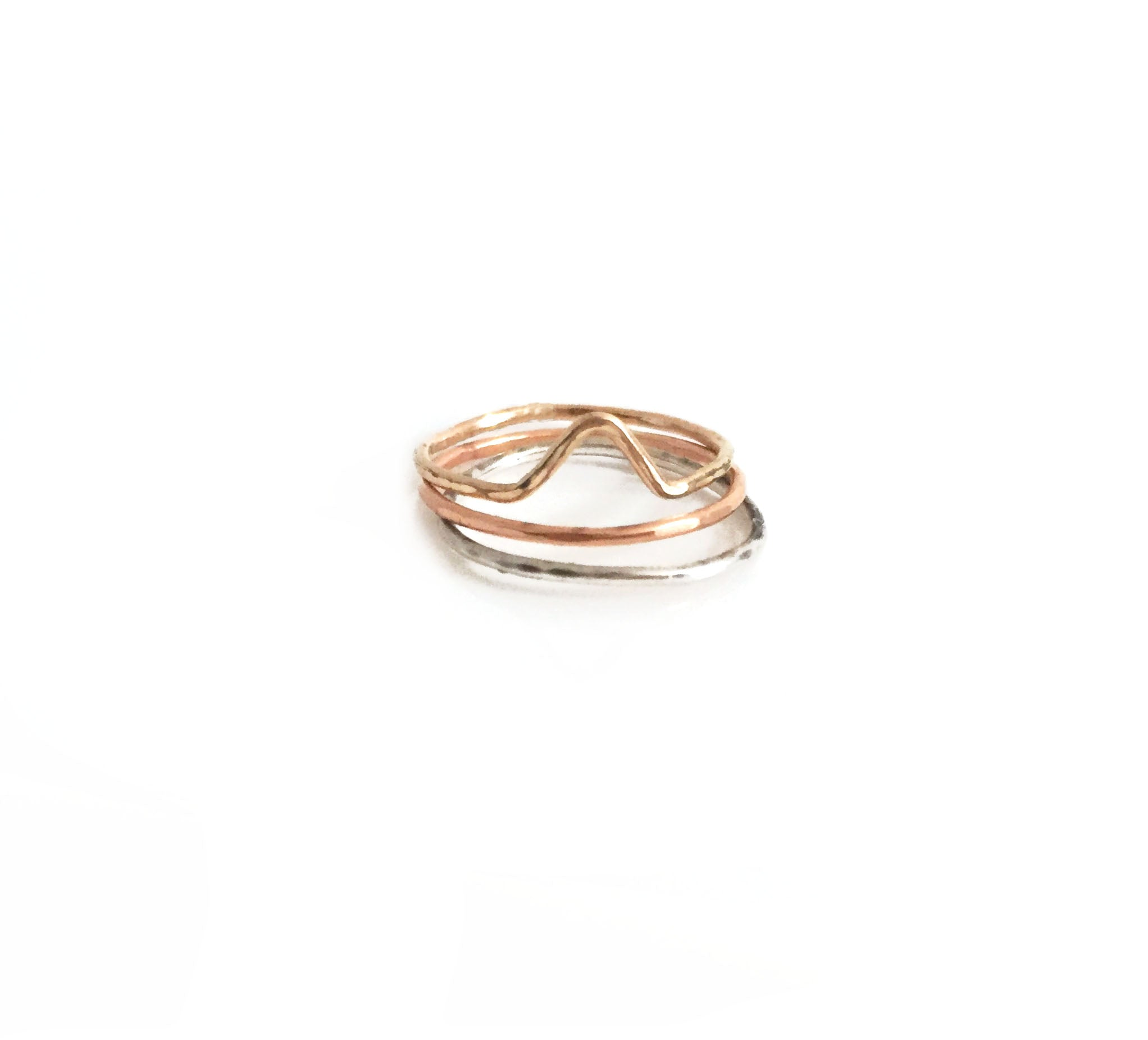Stack Rings - Set of 3